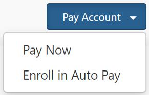 Auto Pay Enrollment